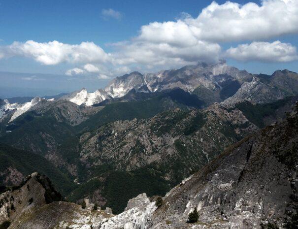 cycling tour in garfagnana mountains - ChronòPlus