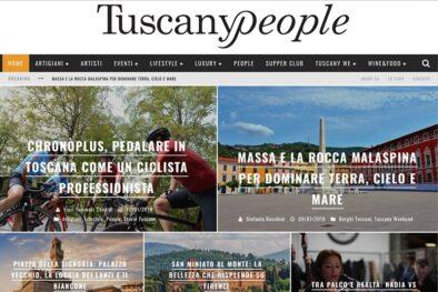 Pedalare in Toscana - ChronòPlus