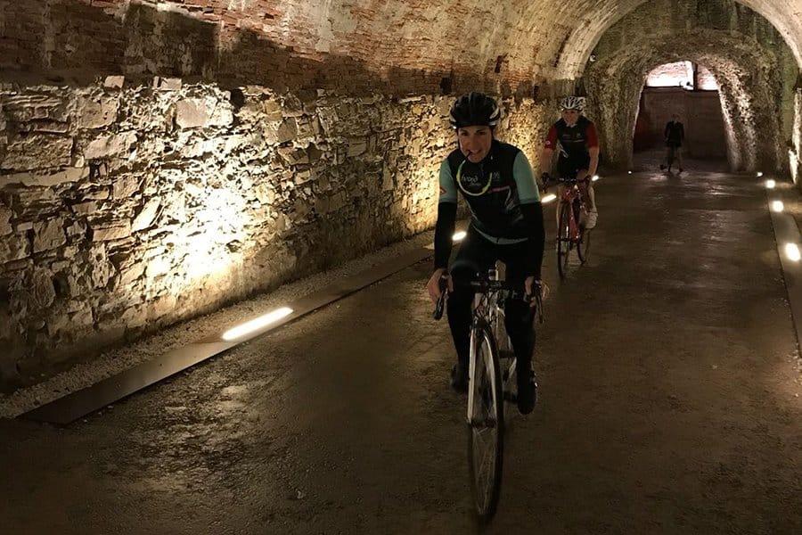 bike trip with Fabiana Luperini - ChronòPlus